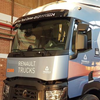 Renault Trucks inaugurate Demo Program