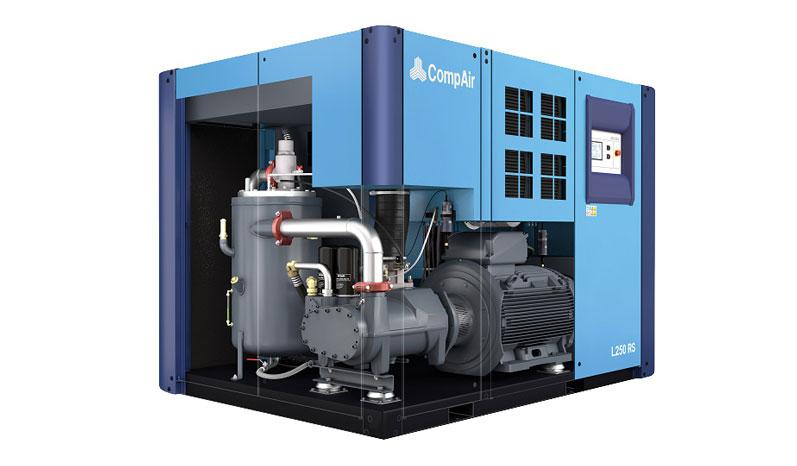 160 – 250 kW full